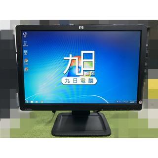 【九日專業二手螢幕 】HP惠普LE1901w 19吋螢幕22吋24吋27吋液晶螢幕 台中市