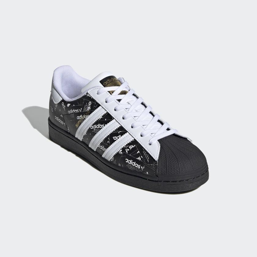 免運 Adidas Originals SUPERSTAR FV2820滿版LOGO