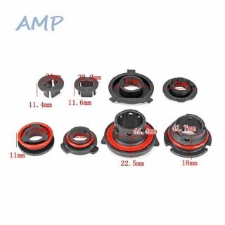 燈泡適配器適配器 9004 /  9005 /  H13 /  H11 /  H7 /  H4 /  H3 /  H1 配件 2x L