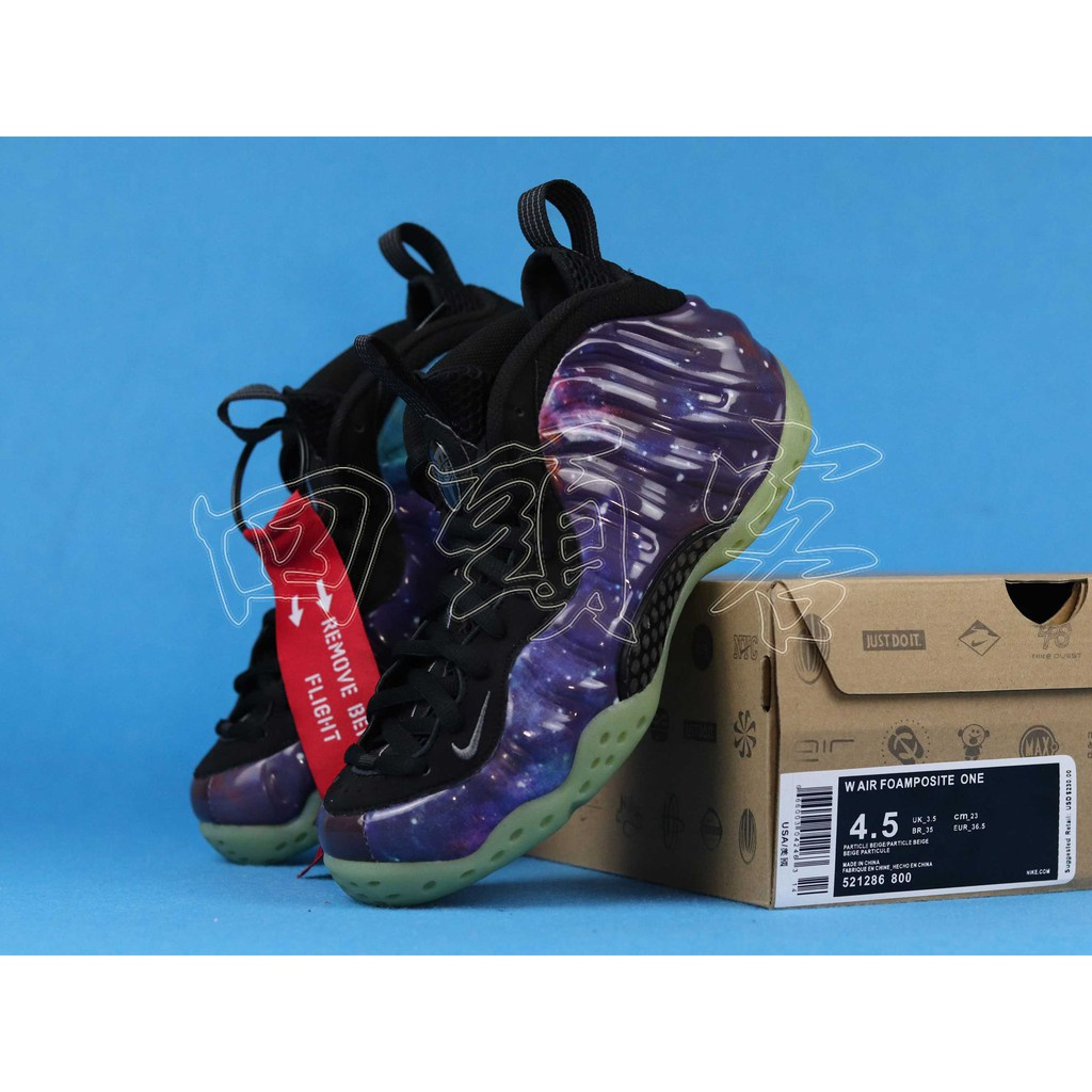 Nike AIR FOAMPOSITE ONE UNIVERSITY BLUE ... Sears
