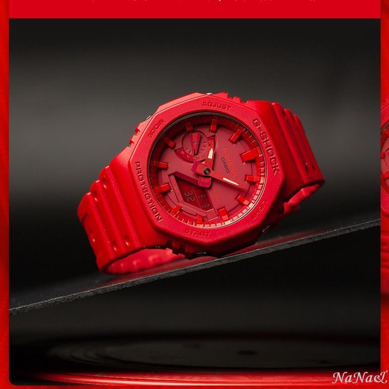 🔥卡西歐casio g shock G-Shock Ga-2100-1A Ga2100 防水防震 手錶