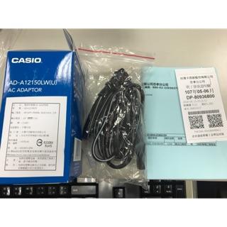 原裝CASIO卡西歐CDP-120 電子琴電源線 AC適配器 變壓器原裝 新北市