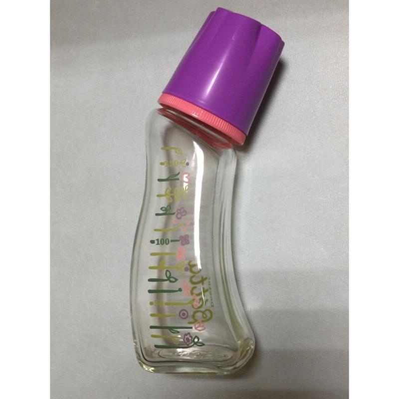 Betta 玻璃 玻璃奶瓶 150ml 防脹 防脹奶瓶 betta手作防漲氣奶瓶 標準口徑