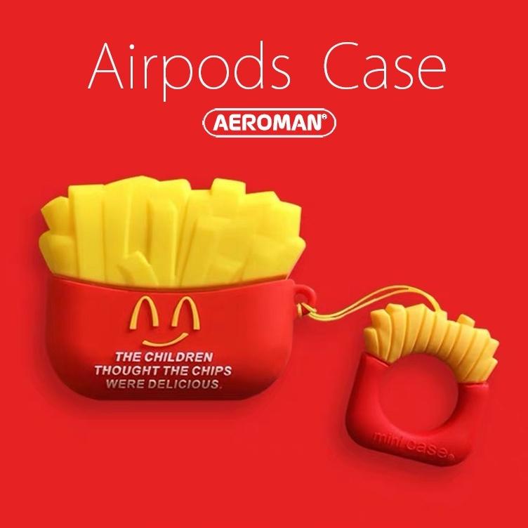 airpods pro 薯條 保護套 漢堡 速食 柴犬 可樂 秋田狗 鈴鐺 拍立得 麻將 珍奶 DJ
