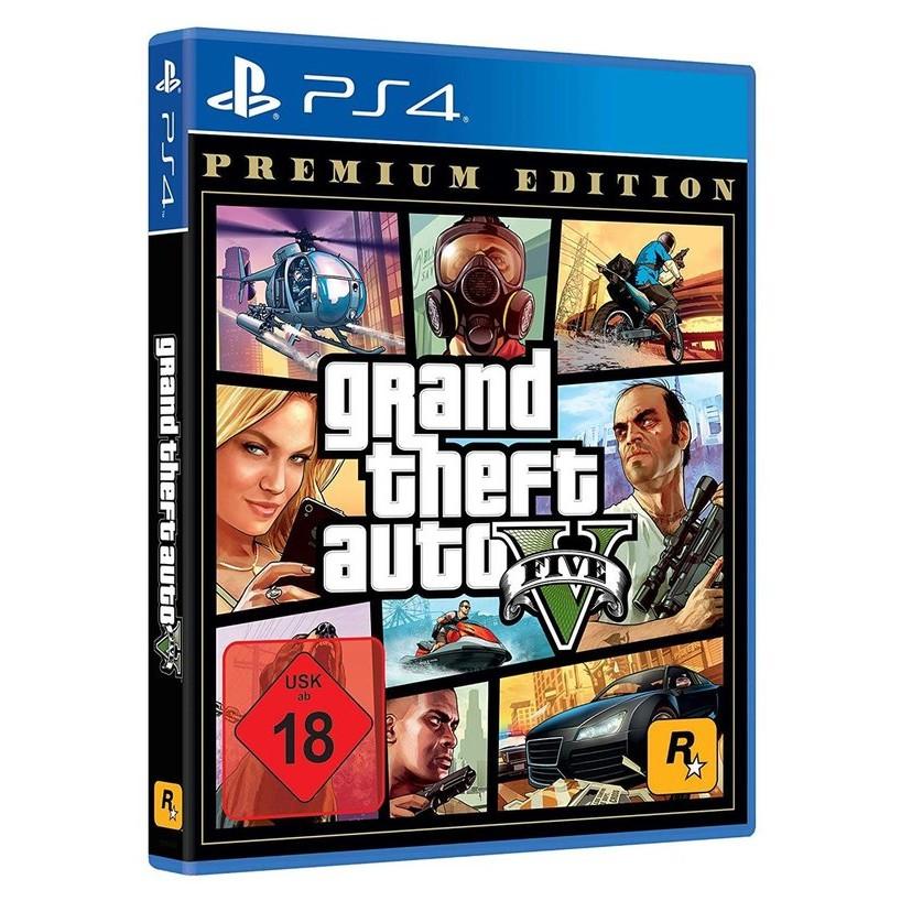 【現貨不用等】PS4 俠盜獵車手5 中文版 豪華版 Grand Theft Auto V PS4 GTA5 GTA 5