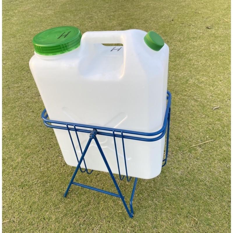 現貨 20公升水桶架 水桶架子 架子 水桶架 省力 鐵架 加粗 台灣製