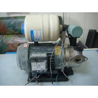 川山牌~高性能同軸~不銹鋼~單相感應電動機~加壓抽水機~ISO-9001~1/ 2HP~3480RPM 高雄市