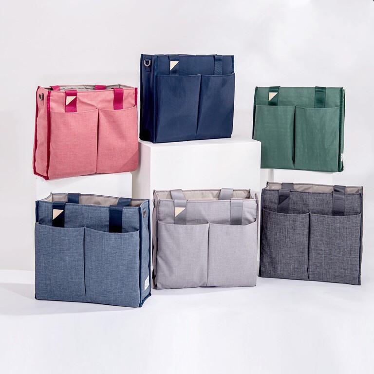 Pure Olivia 極輕量後背包智慧機能型袋中袋|乾燥玫瑰|
