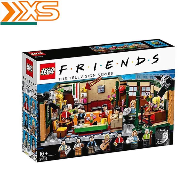 【現貨速發】【正版】樂高 LEGO 21319 Friends Central perk 老友記 中♥車車雜貨鋪♥