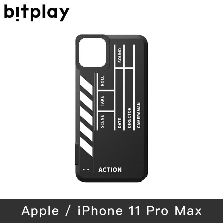 bitplay | SNAP 換色背蓋 | iPhone 11 Pro Max(6.5吋) | 場記板