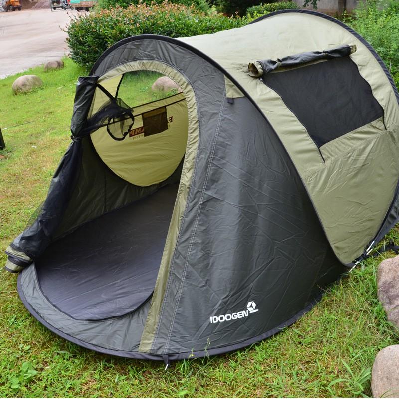 野餐帳篷秒開 韓國 速開帳篷 船型帳篷 秒開帳篷 防雨 防紫外線 速開帳篷