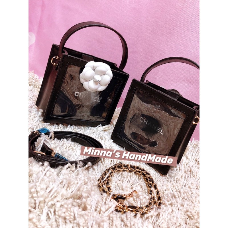 香香飾品袋改造包 口紅紙袋 手作改造環保包♻️