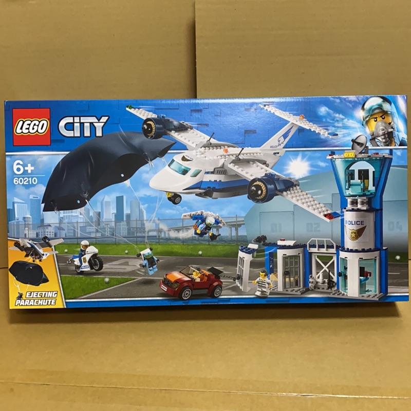 正版樂高~LEGO 60210城市系列航警航空基地