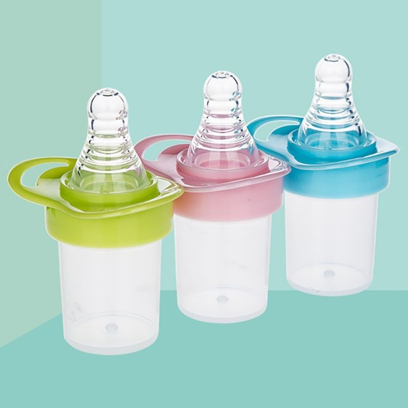 嬰幼兒嬰兒奶嘴藥物餵食器嬰兒護理安全藥物嬰兒奶瓶【IU貝嬰屋】