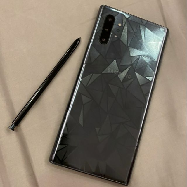 三星 Samsung Note10 plus 二手女用機