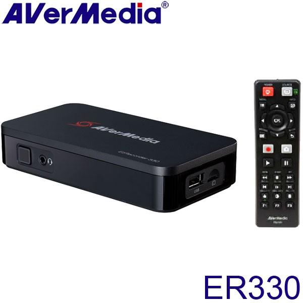 【MR3C】限量 含稅附發票 AverMedia圓剛 ER330 EzRecorder 330 高畫質電視遊戲擷取盒