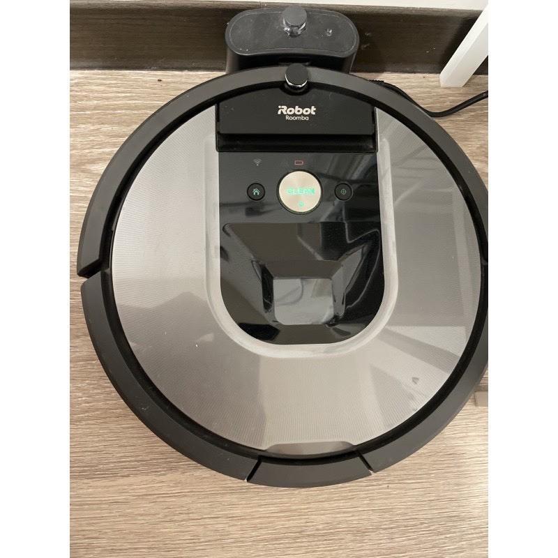 irobot roomba 960 掃地機器人 二手