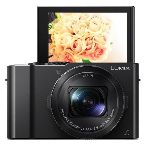 Panasonic DMC-LX10 4K類單眼相機 公司貨 送128G+原廠相機包+蔡司抗菌拭鏡紙20入+電池+座充+