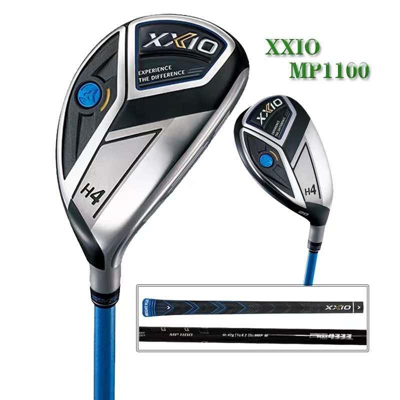 XXIO高爾夫球桿MP1100男士鐵木桿golf小雞腿 xx10 多功能混合桿