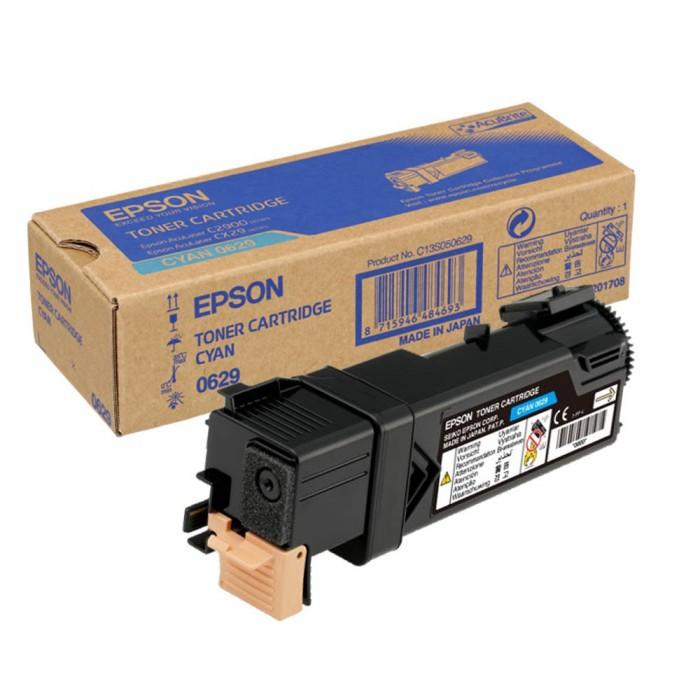 ESPON S050629藍色 原廠碳粉匣(2.5K) 適用AL-C2900N/CX29NF