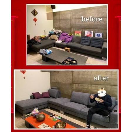 ‧°∴GOOD先生 ∴°‧  台中 沙發修理專家 椅墊變形修繕 換皮換布 換泡棉 用餐椅換皮