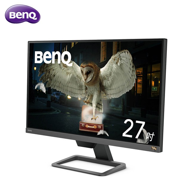 BenQ 27吋 QHD EW2780Q IPS LED 類瞳孔娛樂護眼 螢幕【免運公司貨】