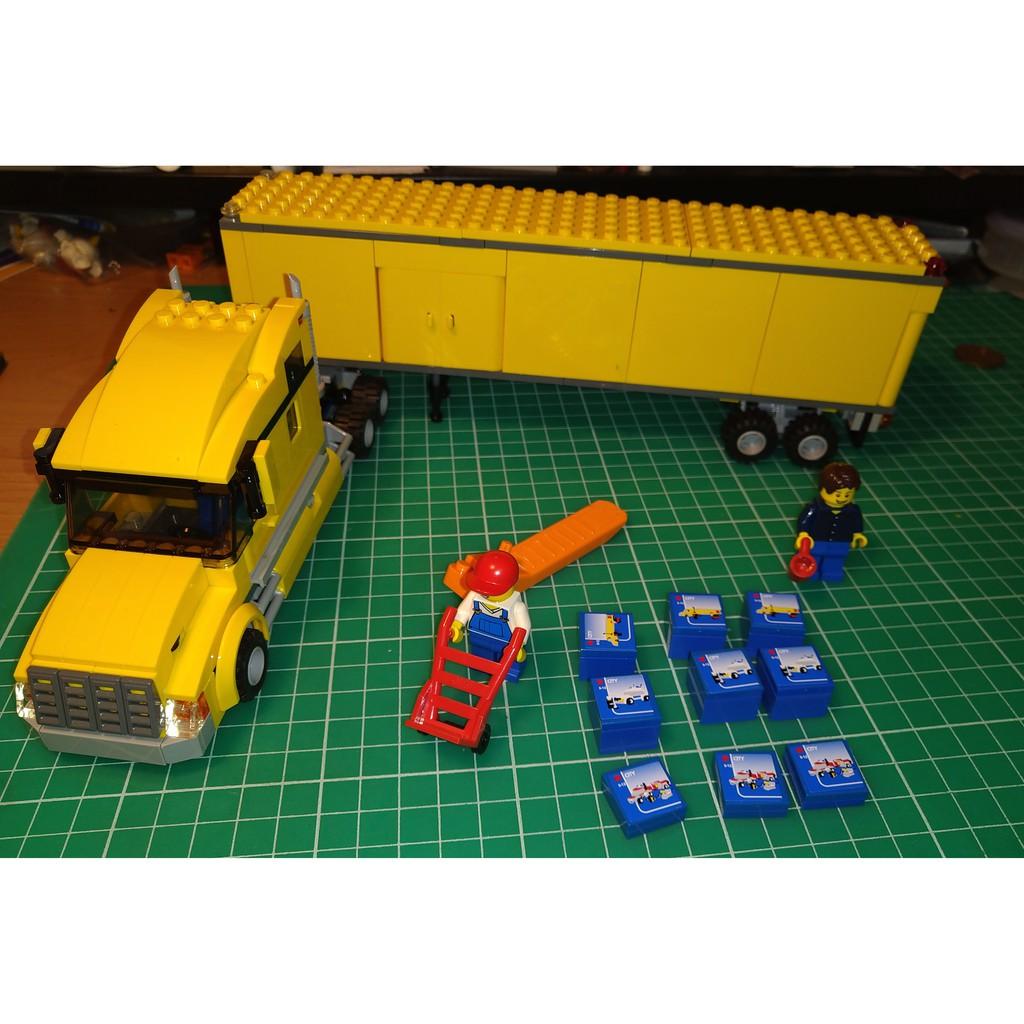 LEGO 3221 樂高卡車 (中古)