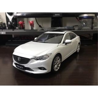 【E.M.C】1:18 1/ 18 馬自達 Mazda Mazda6 Mazda 6 金屬模型車 臺南市