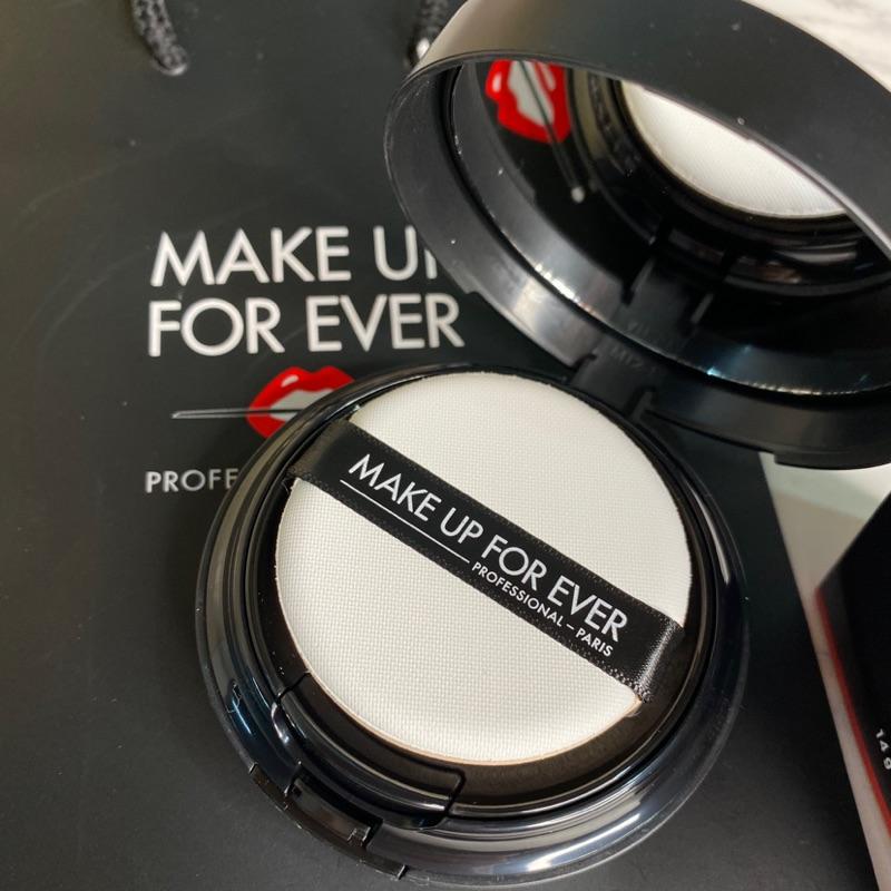 Make up for ever 氣墊 微霧輕感氣墊粉餅 SPF50+ 氣墊粉餅