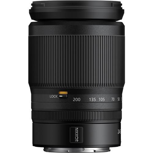 【Nikon】NIKKOR Z 24-200mm F4-6.3 VR 變焦鏡頭(公司貨)