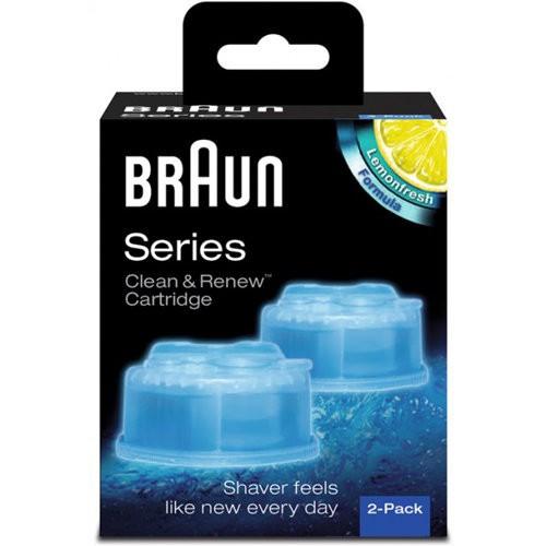 德國百靈Braun CCR2 匣式清潔液 (2入組) 廠商直送