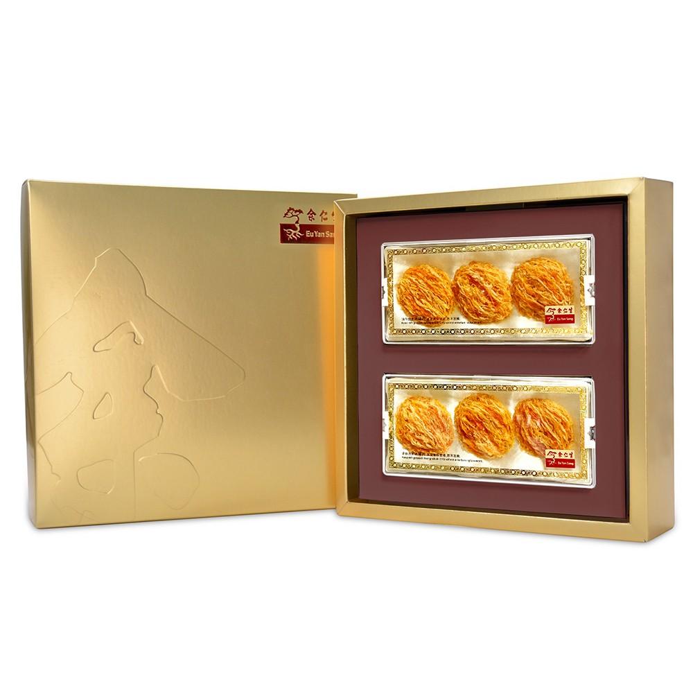 余仁生-頂級野生花燕燕朵(燕窩)經典禮盒