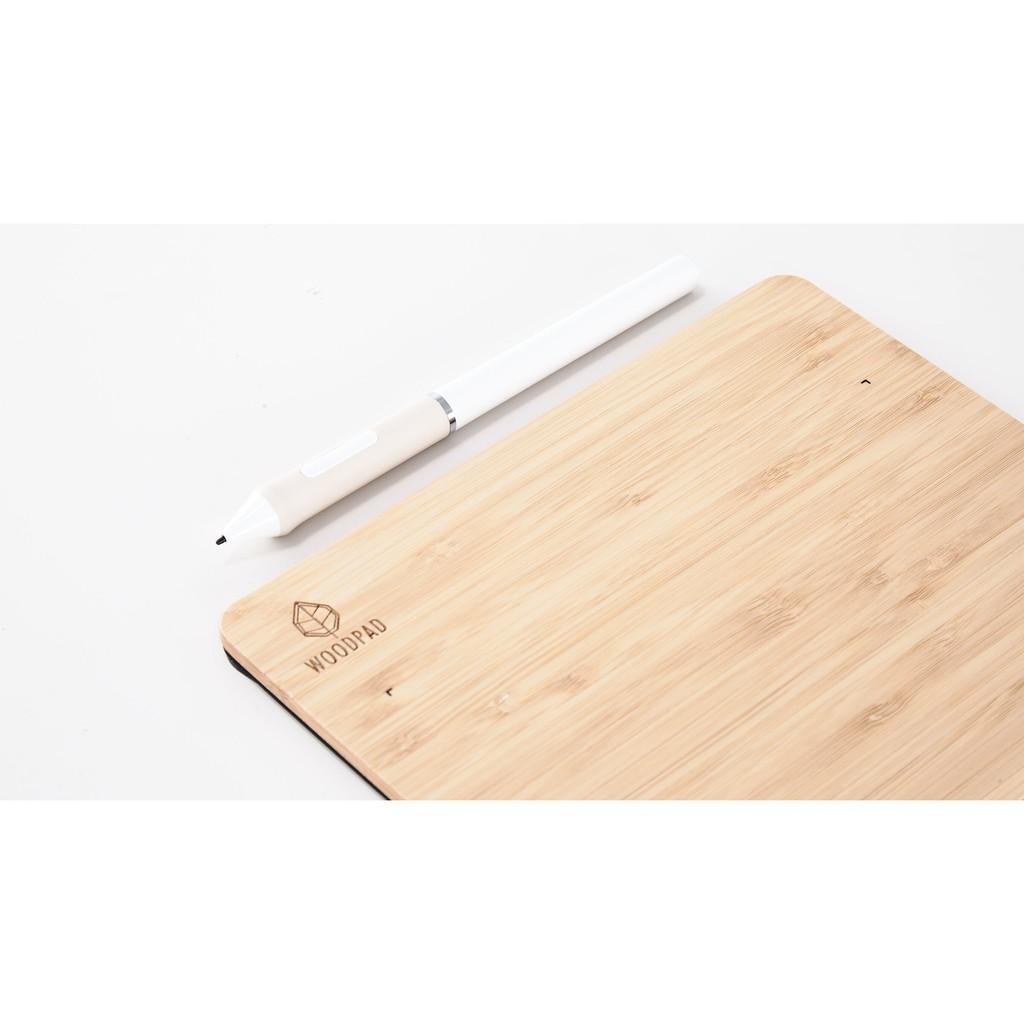 ( 預購 )國外代購 ViewSonic New WoodPad 7 竹質繪圖板( 7 吋 )