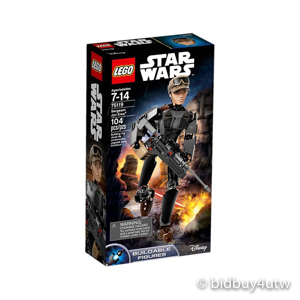 LEGO 75119 琴厄索 樂高星際大戰系列【必買站】樂高盒組