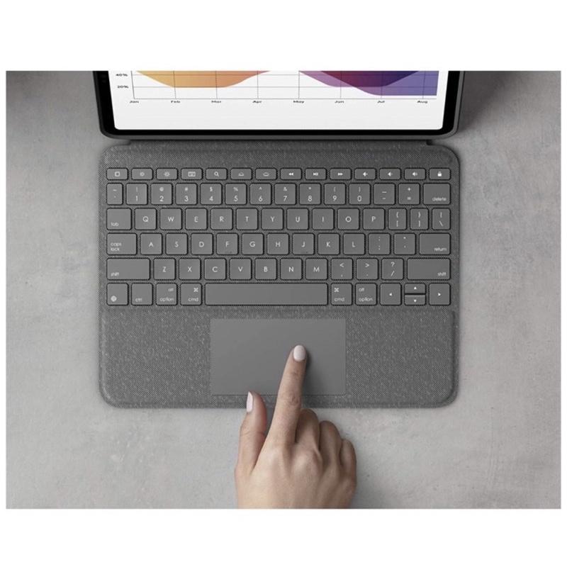 [代購]🎊五星好評🎊羅技Logitech Folio Touch 鍵盤保護殼 (iPad air4 /iPad Pro)