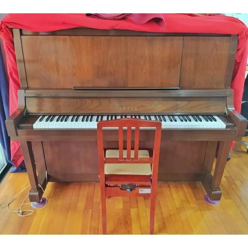 二手YAMAHA原木色鋼琴U30(3號)