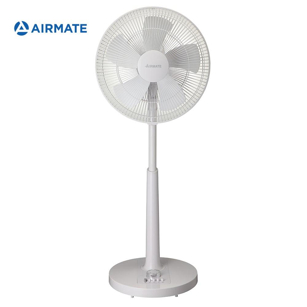 AIRMATE艾美特 14吋DC文青立地電扇-181T 廠商直送