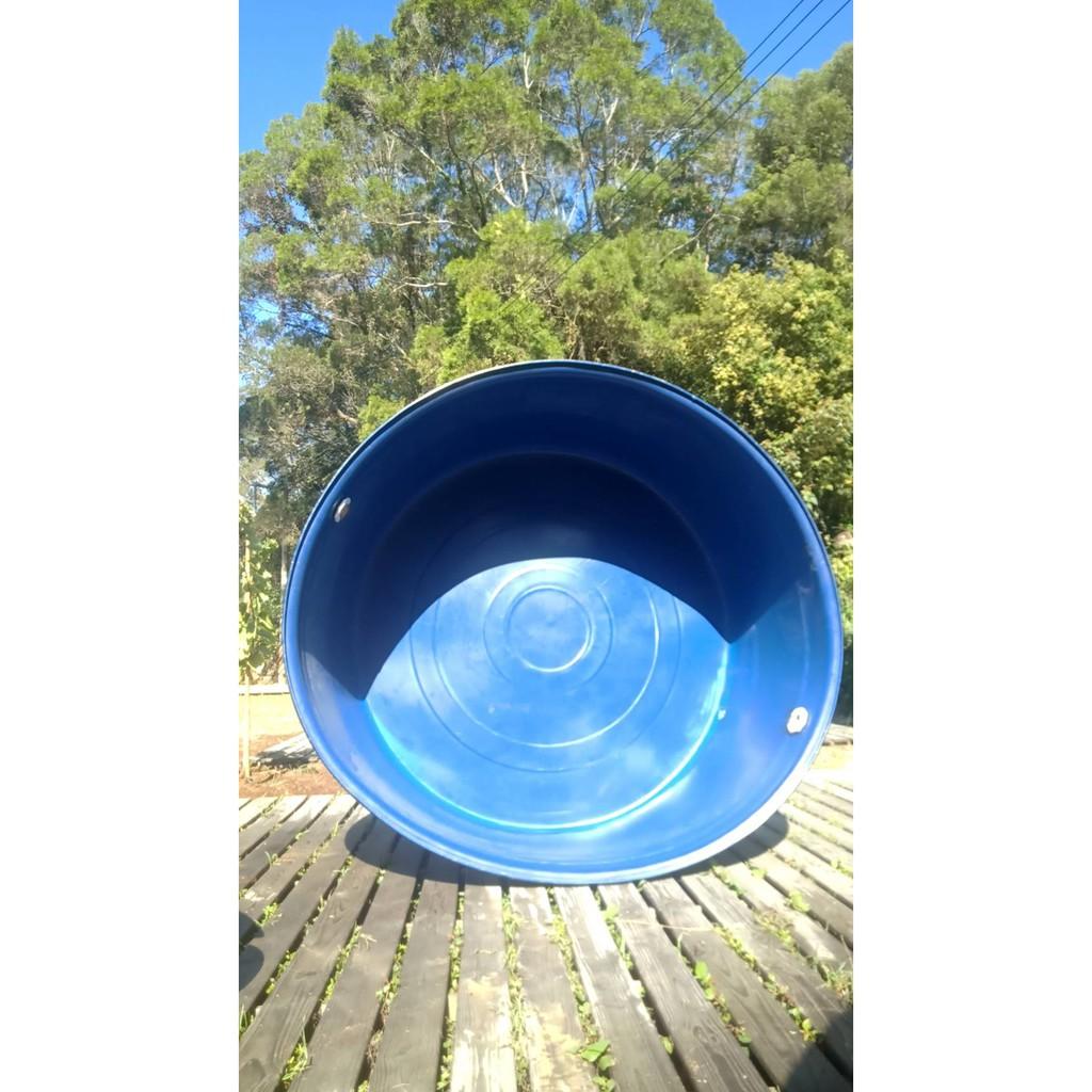 大圓桶 養殖桶 醃菜桶 大水桶 養殖水桶 塑料圓筒 觀賞魚桶