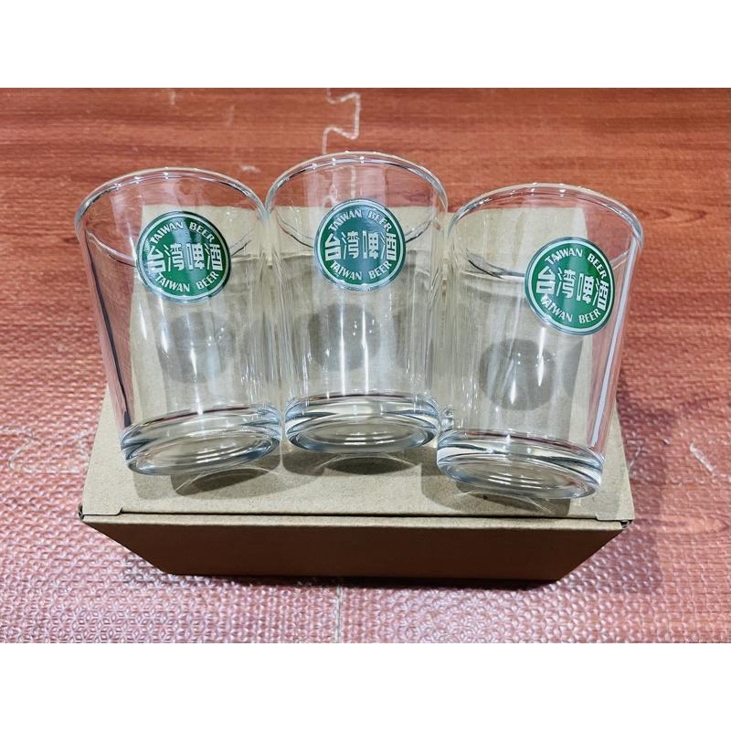 [全新]台灣啤酒玻璃杯_台啤六入玻璃杯
