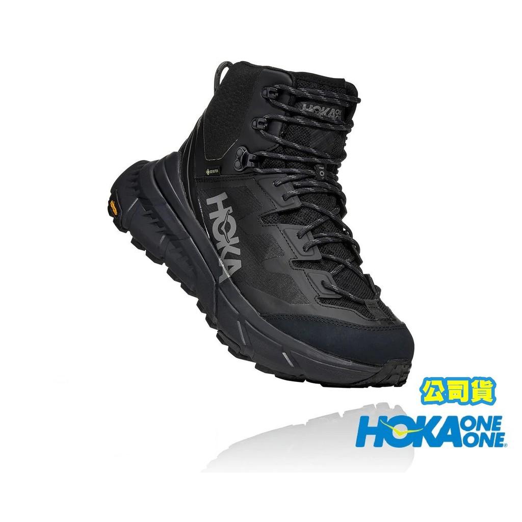 【Hoka One One】現貨/潮流登場TENNINE GTX 男版健行登山鞋HO1113510BDGGR