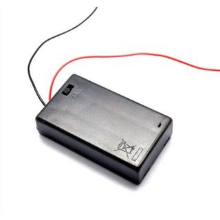 電池盒 盒子+蓋子+帶線+開關 3號 轉 4號 CR2032 鈕釦 4號轉3號 收納盒通用防潮盒 2 3 4節 電池盒 台南市