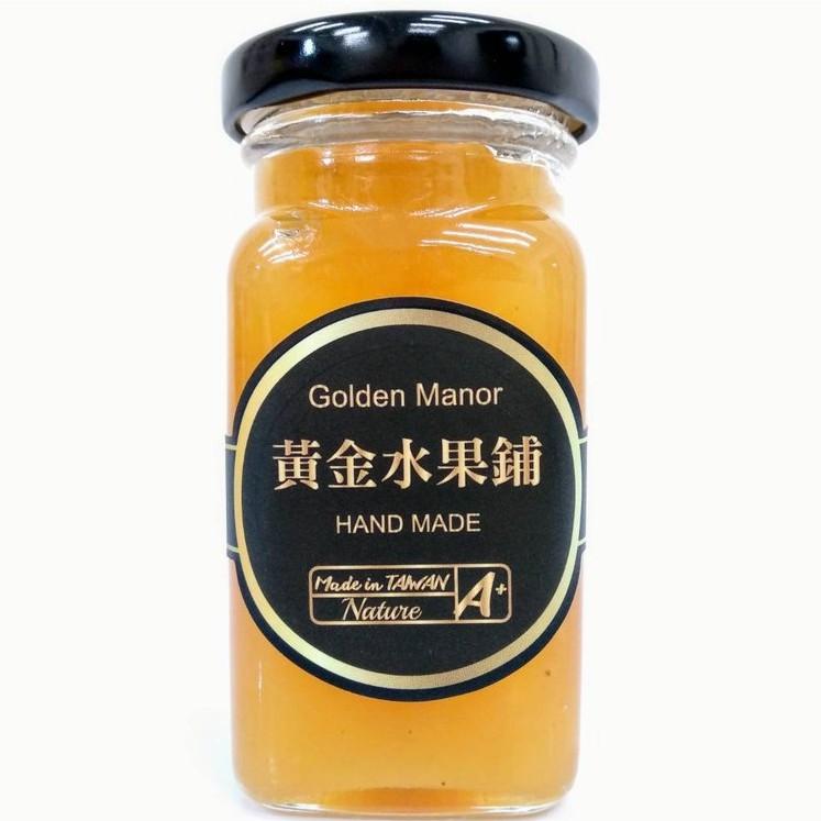 【黃金水果鋪】金鑽鳳梨 手作果醬190g