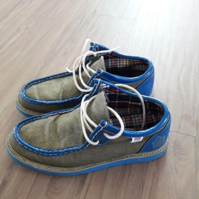 Admiral 袋鼠鞋