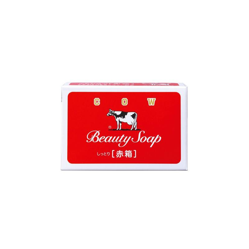 牛乳石鹼 玫瑰保濕牛乳香皂(紅盒)100g 公司貨【立赫藥局】