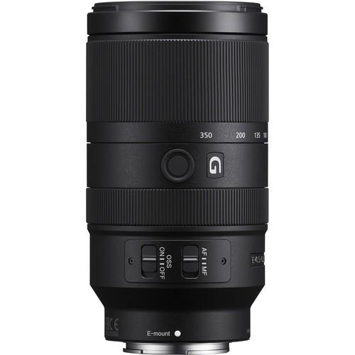 【SONY】SEL70350G E 70-350mm F4.5-6.3 G 望遠變焦鏡(公司貨)