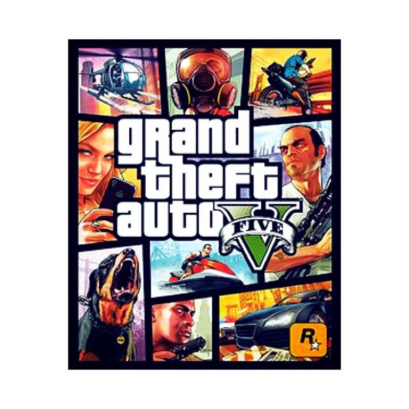 GTA V 電腦版 中文版 超值帳號 GTAV俠盜獵車手 中文版帳號 純帳號