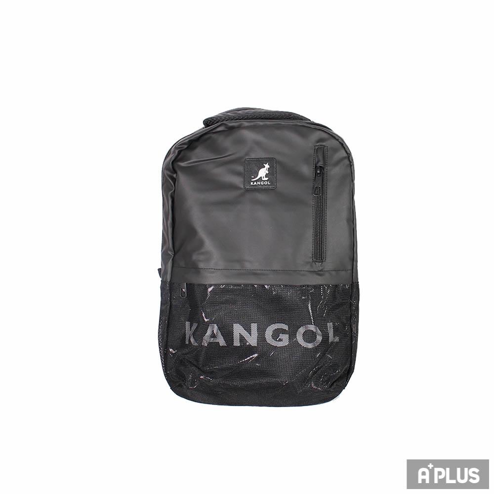 KANGOL 後背包 學生包 黑色 - 6025320720