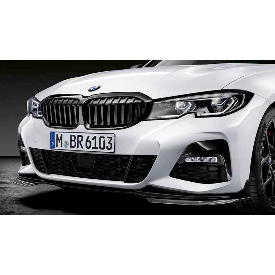 【XCTN】BMW 原廠 G20 G21 亮黑色 水箱護罩 黑鼻頭 中網 M performance mp