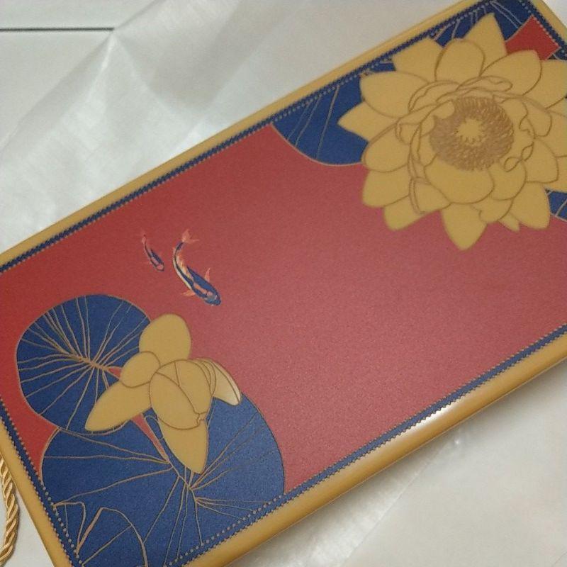 漢來大飯店之月餅禮盒