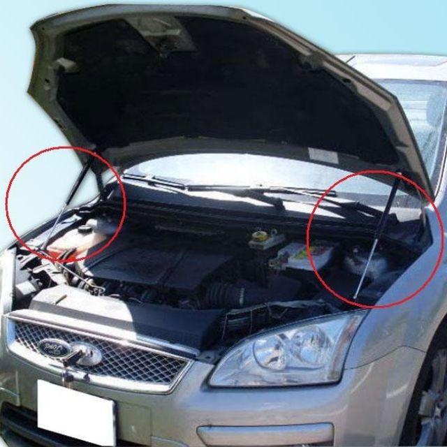 FORD / FOCUS 2005 - 2007 引擎蓋 氮氣頂桿 . 撐桿(下單前請詳看商品敘述)